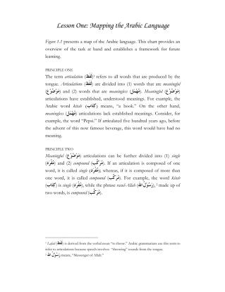 Download 01 mapping the arabic language pdf pdf book