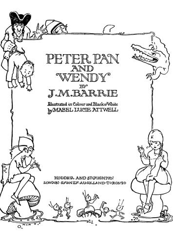 Download Peter Pan and Wendy