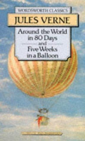 Around the World in Eighty Days by Jules Verne