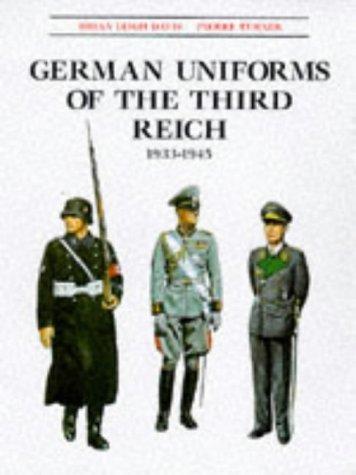 Download German Uniforms of the Third Reich 1933-1945