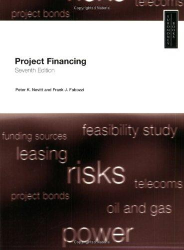 Download Project financing