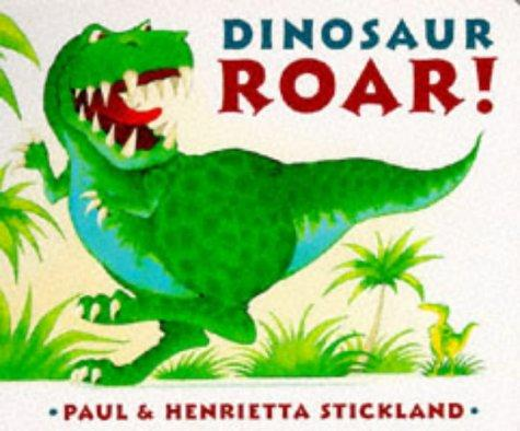 Dinosaur Roar! (Ragged Bears Board Books)