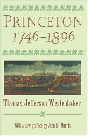Download Princeton, 1746-1896