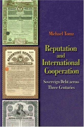 Download Reputation and International Cooperation