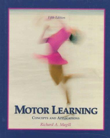 Download Motor Learning