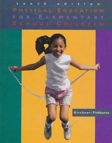 Physical education for elementary school children