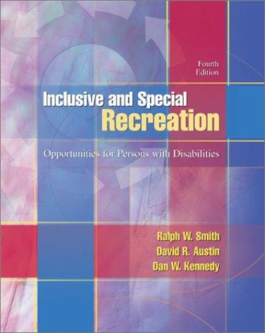 Download Inclusive and special recreation