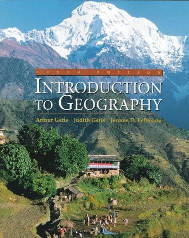 Download Introduction to geography