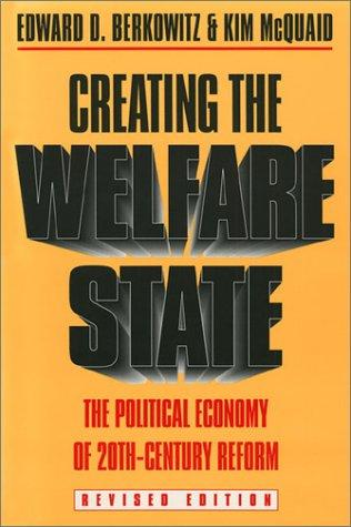 Creating the welfare state