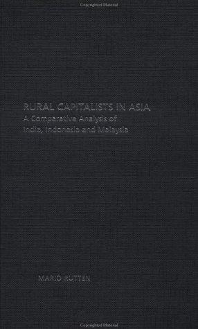 Download Rural Capitalists in Asia