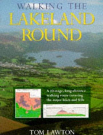 Download Walking the Lakeland Round