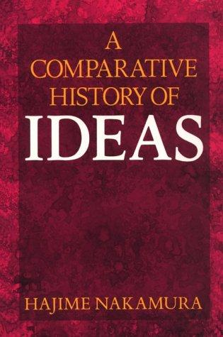 Download A comparative history of ideas