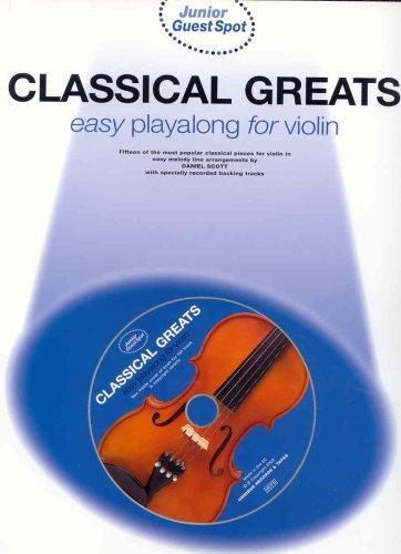 Junior Guest Spot Classical Greats