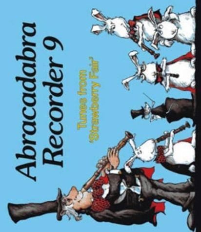 Abracadabra Recorder Books