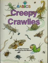 Cover of: Creepy crawlies | Thomson, Ruth