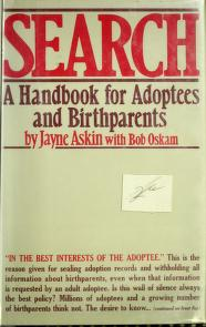 Cover of: Search   Jayne Askin
