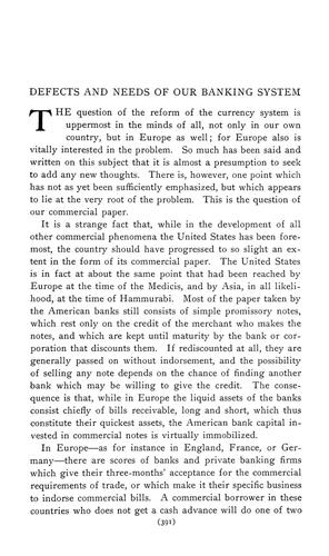 Essays on banking reform in the United States by Paul M. Warburg