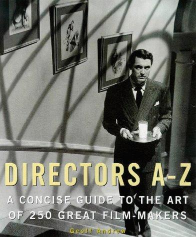 Directors A-Z by Geoff Andrew