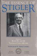 The essence of Stigler by George J. Stigler