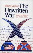 The unwritten war