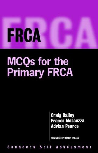 FRCA by Craig R. Bailey