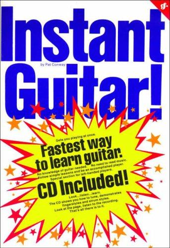 INSTANT GUITAR by PAT CONWAY