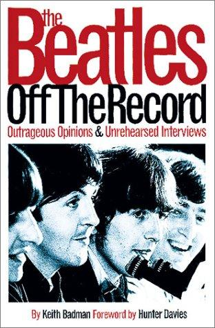 The Beatles Off the Record