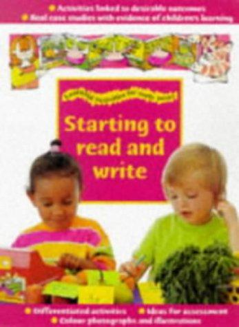 Reading and Writing (Learning Activities for Early Years) by Julia Cigman